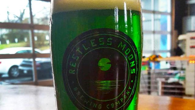 セントパトリックデーのシカゴ緑ビール
