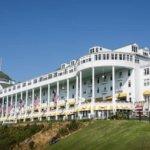 マキナックアイランド 観光ホテル