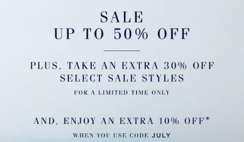 アメリカのラルフローレンの春夏セール時期1. 独立記念日(7月4日)